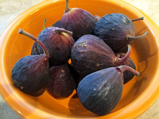 Figs & Lemon Olive Oil