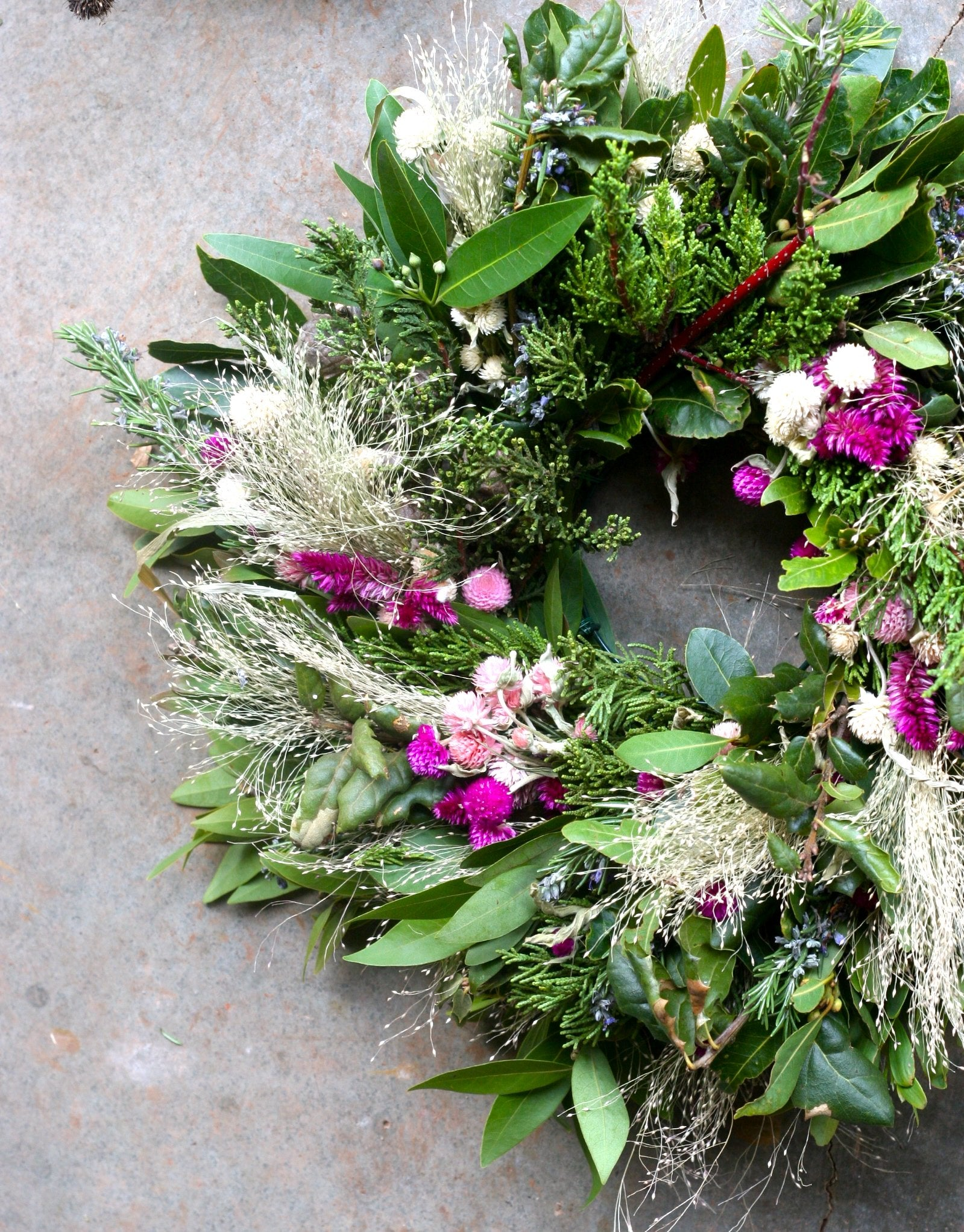 wildcraft wreath