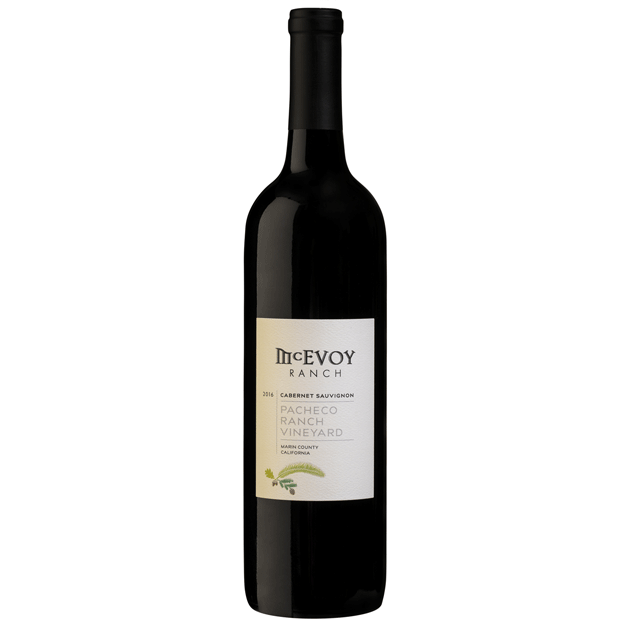 2016 Pacheco Ranch Vineyard Cabernet Sauvignon from McEvoy Ranch