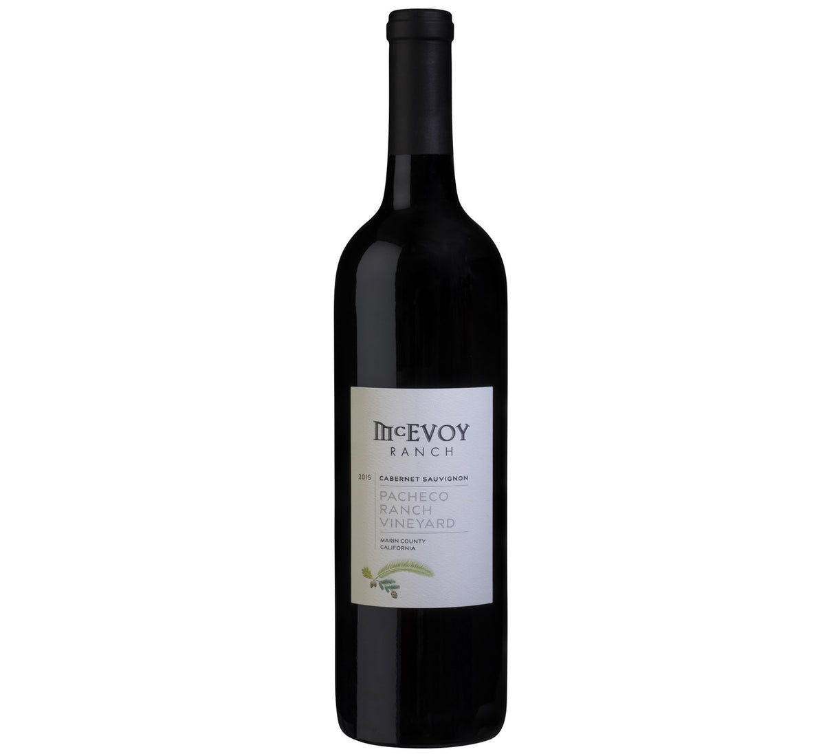 2015 Pacheco Ranch Vineyard Cabernet Sauvignon
