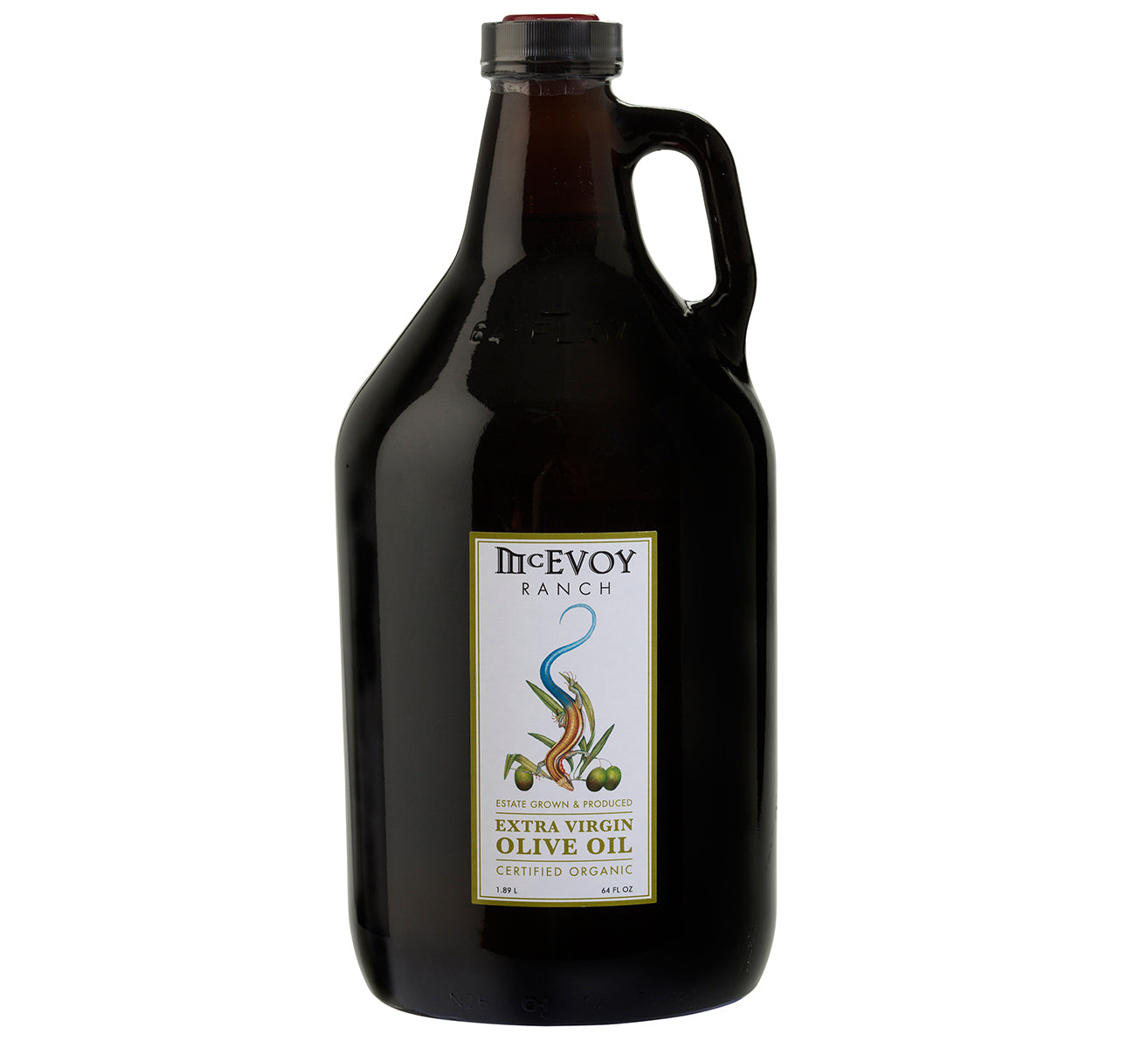 Traditional Blend Half Gallon Extra Virgin Olive Oil from McEvoy Ranch