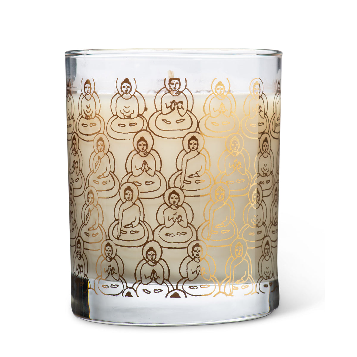 Gold Edition Buddha Candle