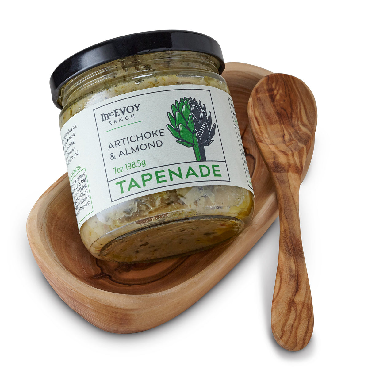 Tapenade Artichoke & Almond Condiment Set