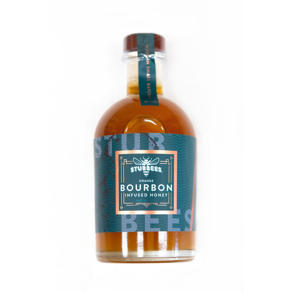 Orange Bourbon Honey
