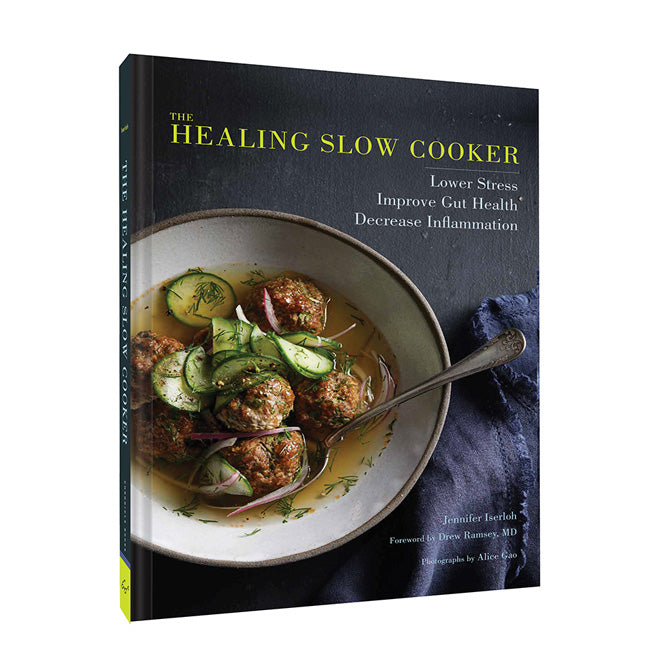 the healing slow cooker book