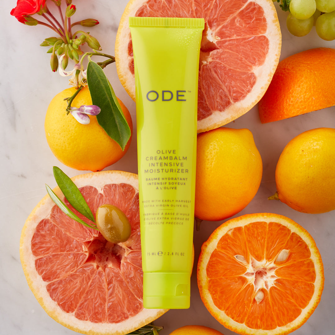 olive creambalm intensive moisturizer in a tube