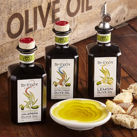 McEvoy Ranch Olive Oil Flight