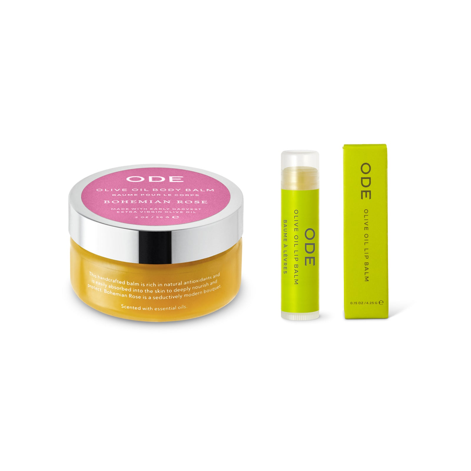 Balm Bundle Bohemian Rose