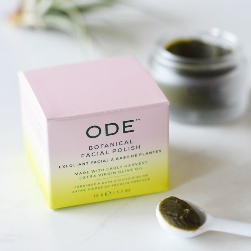 ODE Botanical Facial Polish