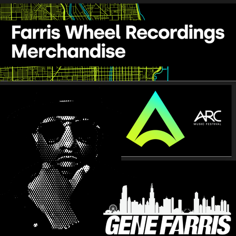 Gene Farris and Farris Wheel at ARC festival Chicago labor day weekend