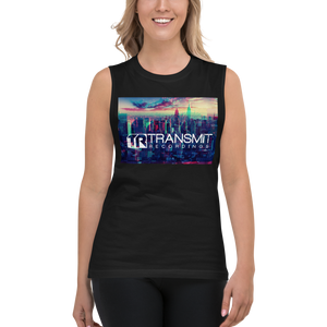 Transmit Unisex Muscle Shirt - BeExtra! Apparel & More