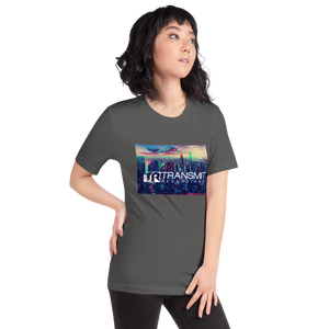 Transmit NYC Style Short-Sleeve Unisex T-Shirt - BeExtra! Apparel & More