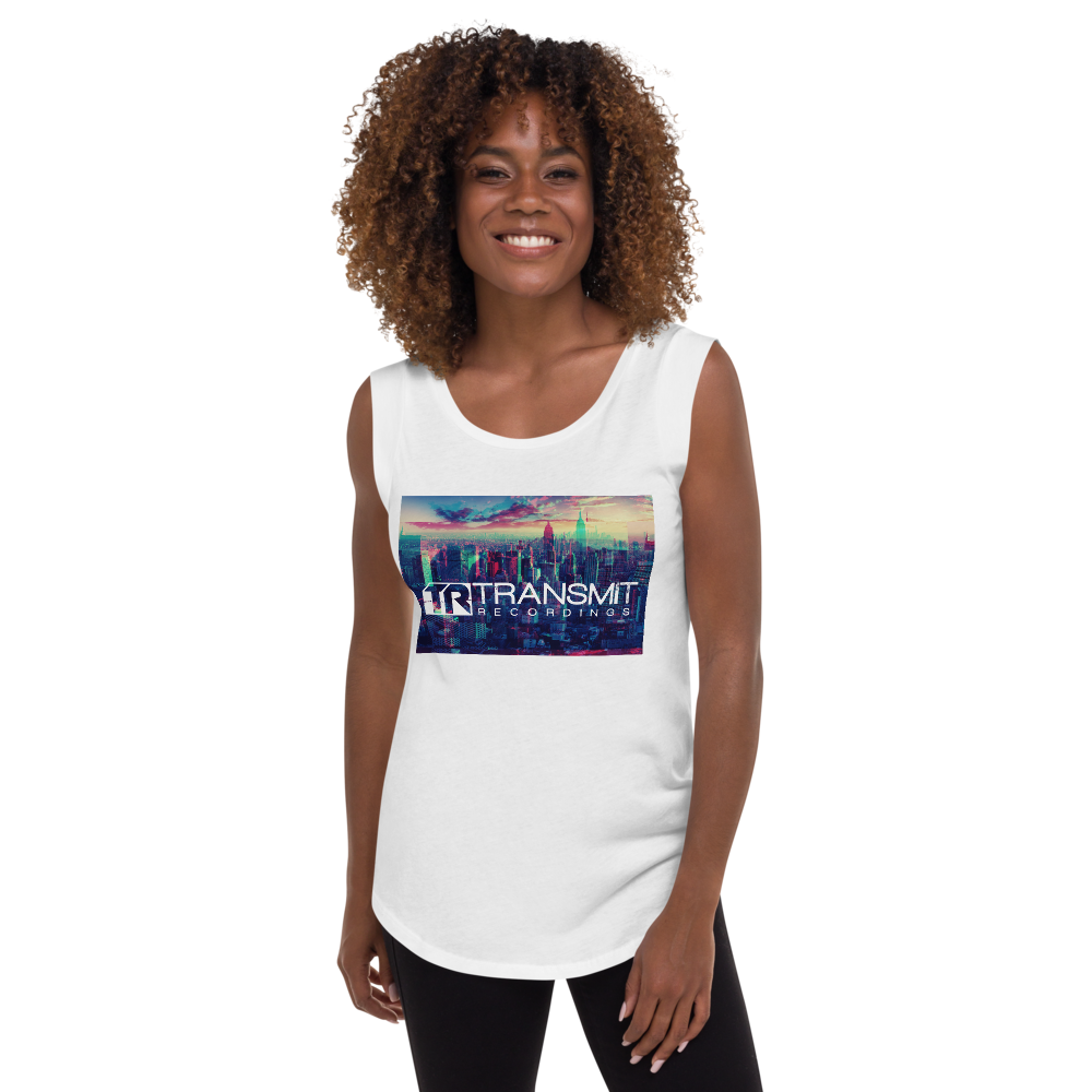 Transmit  Ladies' Cap Sleeve T-Shirt - BeExtra! Apparel & More