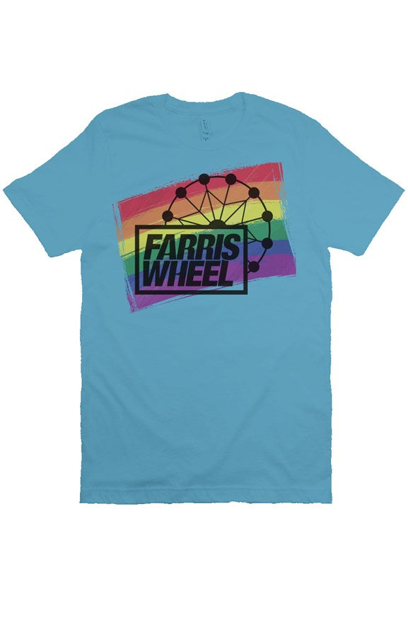 Farris Wheel Pride T-Shirt