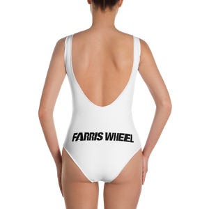 Farris Wheel One-Piece Swimsuit - BeExtra! Apparel & More
