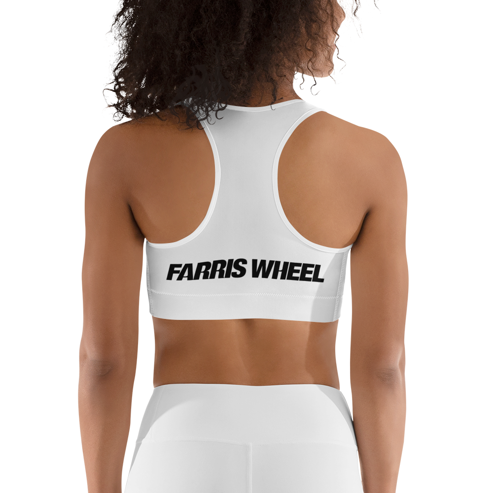 Farris Wheel Sports Bra - BeExtra! Apparel & More