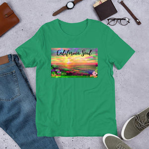 California Soul Short-Sleeve Unisex T-Shirt