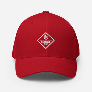 Brooklyn Fire Structured Twill Cap