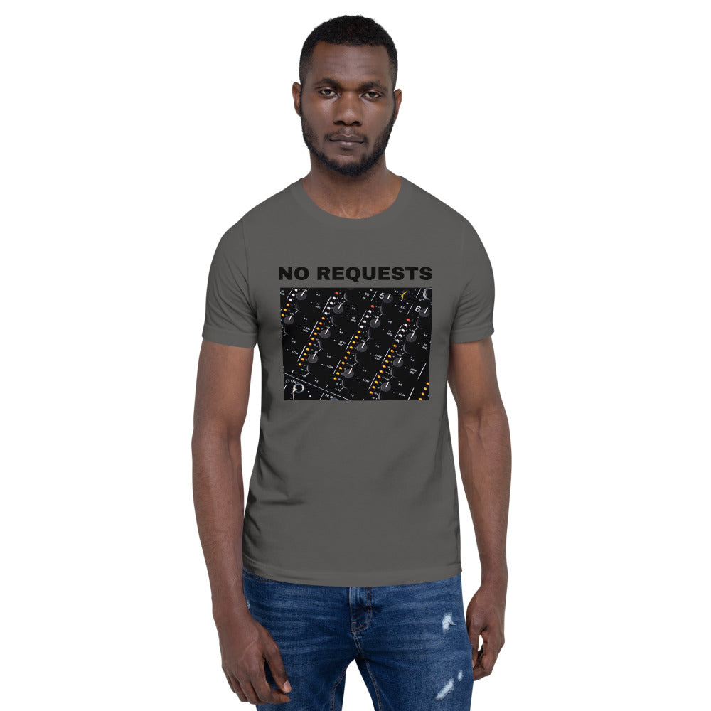 Farris Wheel No Requests Short Sleeve T-Shirt