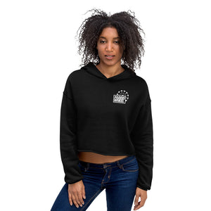 Farris Wheel - Ladies Crop Hoodie - BeExtra! Apparel & More