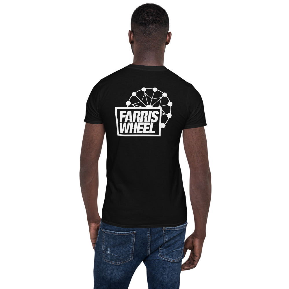 Farris Wheel - Short-Sleeve Unisex T-Shirt - BeExtra! Apparel & More