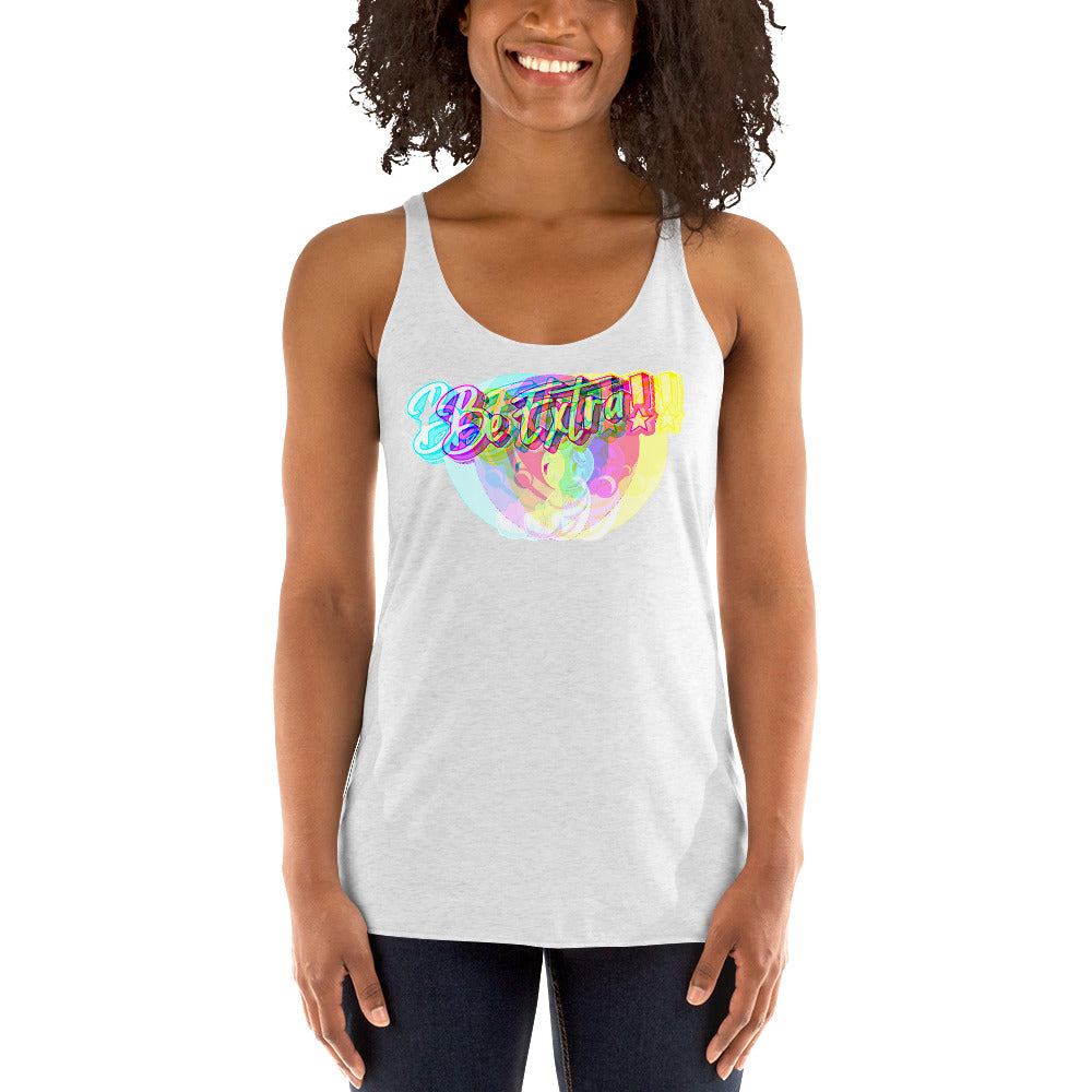Women's Racerback Tank - BeExtra! Apparel & More