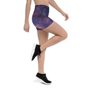 Be Extra Cosmic Ladies Shorts - BeExtra! Apparel & More