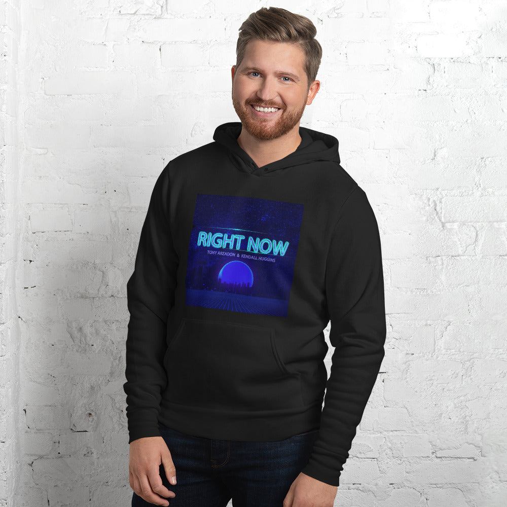 Tony Arzadon Unisex Hoodie - BeExtra! Apparel & More