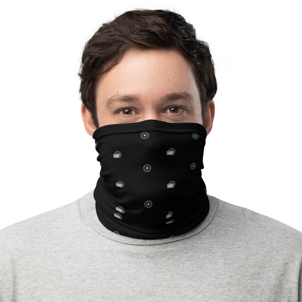 Farris Wheel Neck Gaiter/ Face Cover