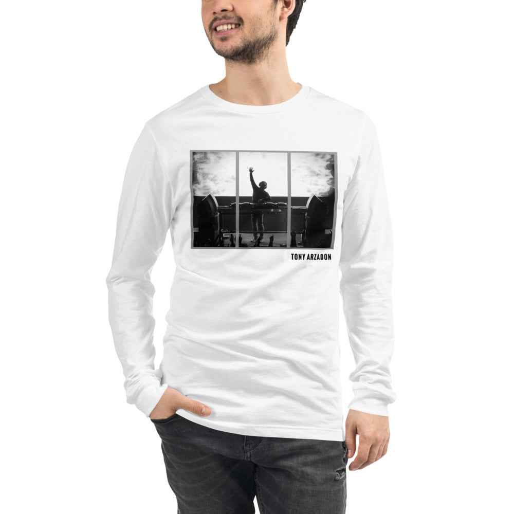 Tony Arzadon Unisex Long Sleeve Tee - BeExtra! Apparel & More