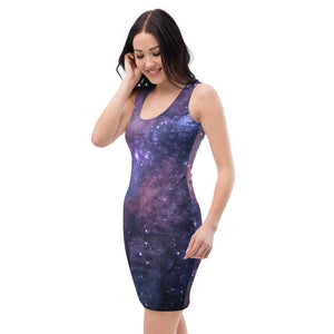 Be Extra Cosmic Sexy Dress
