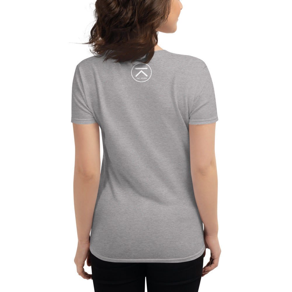 Tony Arzadon Women's Short Sleeve T-shirt - BeExtra! Apparel & More