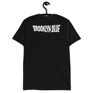 Brooklyn Blue Upside Downtempo Short-Sleeve Unisex T-Shirt