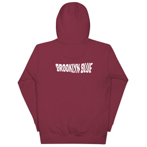 Brooklyn Blue - Upside Downtempo - Unisex Hoodie
