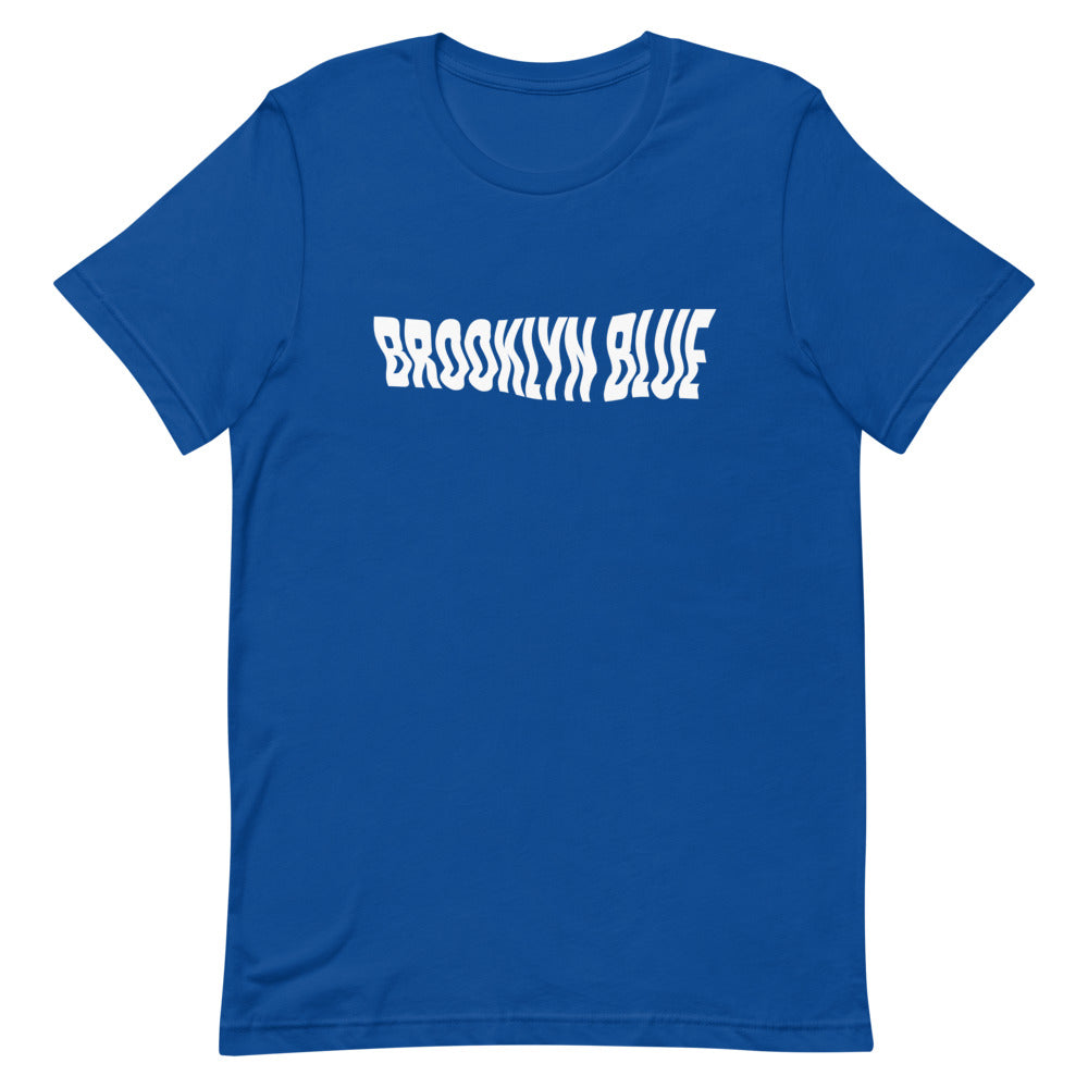 Brooklyn Blue Short-Sleeve Unisex T-Shirt