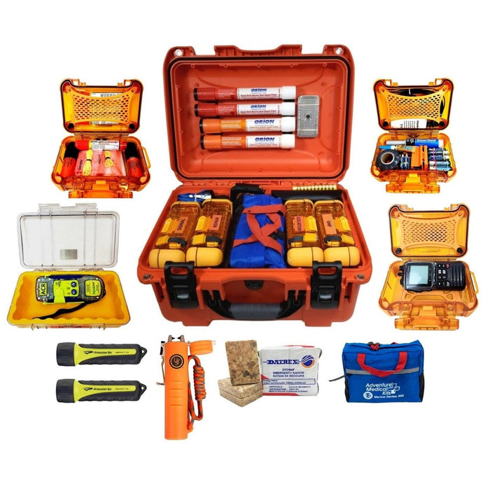 Accessories - DitchPack Artemis 918 Emergency Kit For Safety & Survival DP-918A
