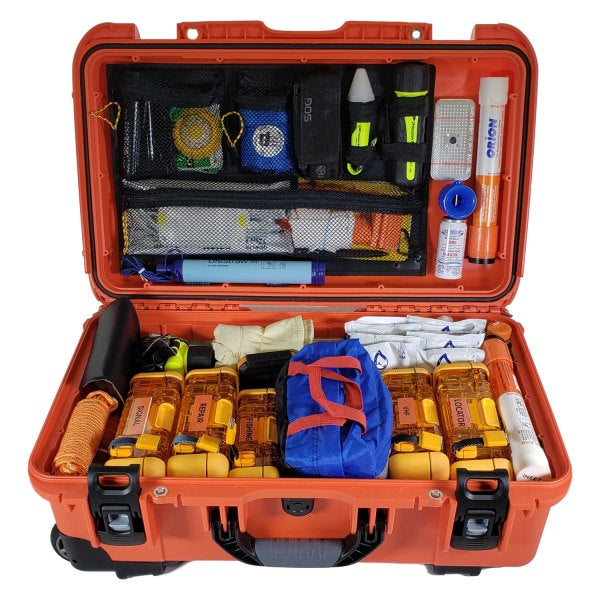 Accessories - DitchPack Oceanus 935 - Emergency Kit For Safety & Survival DP-935O