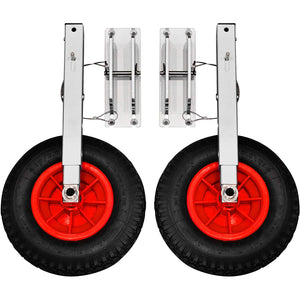 Accessories - Dux Boats Boat Launching Wheels