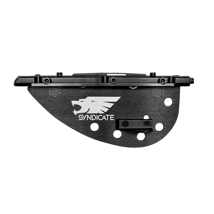 Accessories - Ho Sports 2021 Syndicate Adjustable Fin