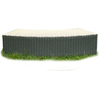 Accessories - M-SPA Two-Color Wicker Step B0301941