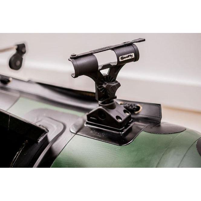 Accessories - Stryker Boats Scotty Fly Rod Holder With Mount