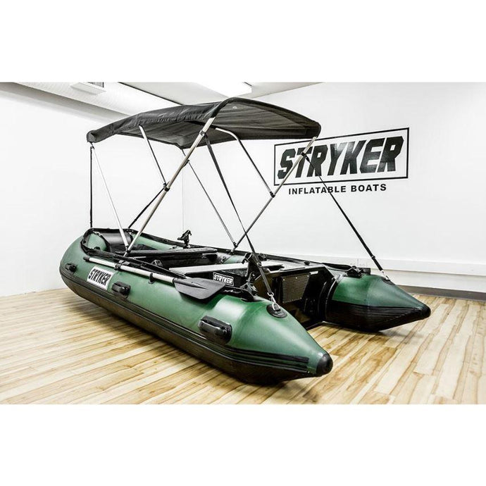 Accessories - Stryker Boats Sunshade Bimini
