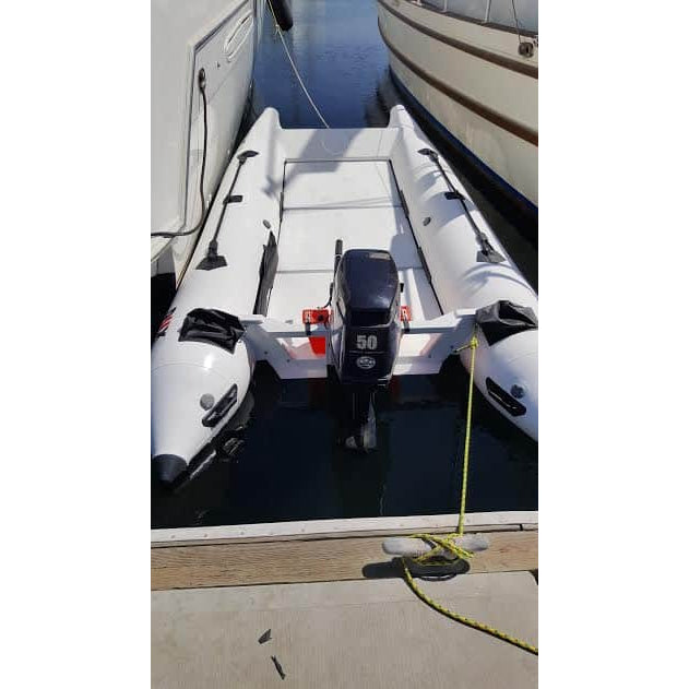 Boat - Dux Boats Greatwhite PD-550