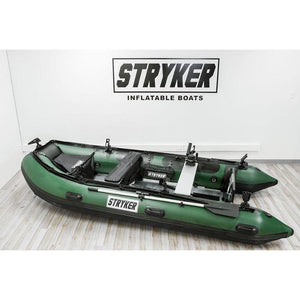 Boat - Stryker Boats HD 380 (12'5) Inflatable Boat
