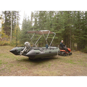 Boat - Stryker Boats HD 420 13'7 Inflatable Boat