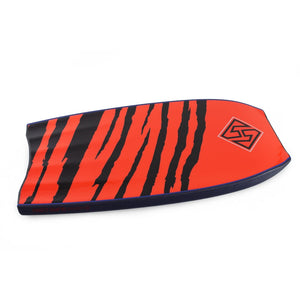 Bodyboard - Hubboards Houston Quad Core Sci-Five Bodyboard