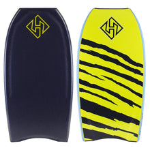 Load image into Gallery viewer, Bodyboard - Hubboards Hubb Edition PP Pro - Crescent Tail Bodyboard