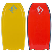 Load image into Gallery viewer, Bodyboard - Hubboards Hubb Edition PP Pro - Hubb Tail Bodyboard
