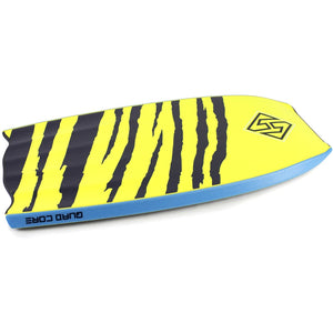 Bodyboard - Hubboards Hubb Edition Quad Core Sci-Five - Hubb Tail Bodyboard