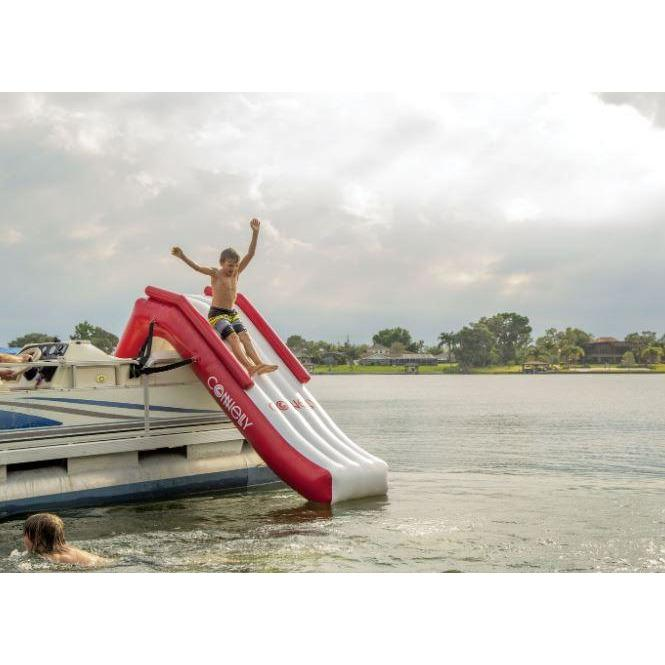 Bouncer - Connelly Inflatable Pontoon Slide